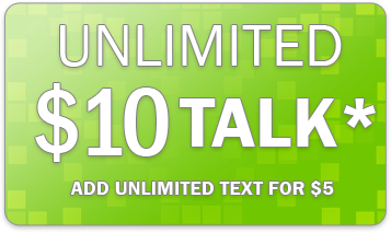 Unlimted $10 Talk